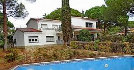 Haus in miete in calle Picat, Sant Vicenç de Montalt - 350736110