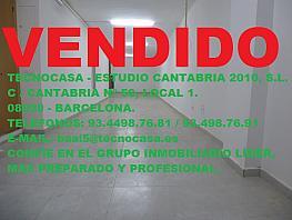 Local comercial en venta en calle Agricultura, Sant Martí en Barcelona - 310892486