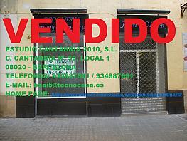 Local comercial en venda carrer Huelva, Sant Martí a Barcelona - 368251412