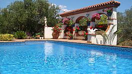Piscina - Chalet en venta en calle Ribergorça, Llançà - 303422175