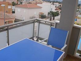 Apartamento denia alquiler, 3 dormitorios, terraza - Apartamento en venta en calle Assagador de la Marjal, Dénia - 286253723