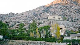 Terreno en venta en calle De la Virgen de África, Manzanares el Real - 362262432