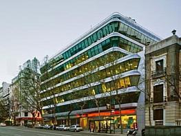 Oficina en alquiler en calle Genova, Almagro en Madrid - 386326911