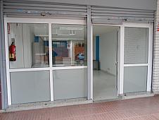 Fachada - Local comercial en alquiler en calle Sant Jordi, Zona Centre en Sant Andreu de la Barca - 239522330