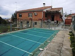Fachada trasera - Chalet en venta en Casarrubios del Monte - 259563401