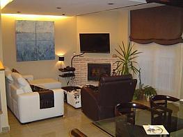 Salón, vista 3 - Dúplex en venta en calle Constitución, Navalcarnero - 259924564