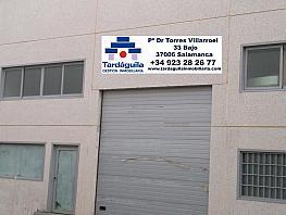 Foto - Nave industrial en alquiler en polígono El Montalvo II, Carbajosa de la Sagrada - 303990601