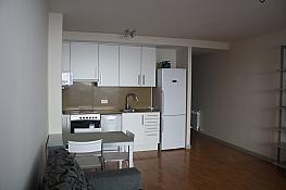 Cocina - Estudio en alquiler en calle Nou, Universitat en Lleida - 283195666