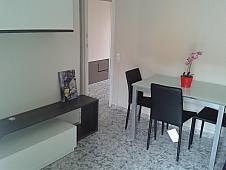 Salón - Apartamento en alquiler en calle Priorat, Balàfia en Lleida - 197277874
