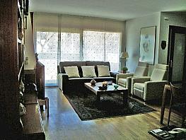 Comedor - Casa adosada en alquiler en calle Abat Escarre, Aiguacuït en Vilanova i La Geltrú - 331320576