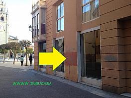 Foto 1 - Local en alquiler en plaza Inmaculada, La Puebla-Centro en Palencia - 280185037