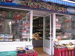 Fachada - Local comercial en venta en calle Castillo de Arevalo, Canillejas en Madrid - 278511449