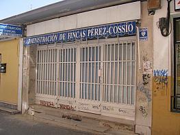 Fachada - Local comercial en alquiler en calle Luis Ruiz, Pueblo Nuevo en Madrid - 321231784