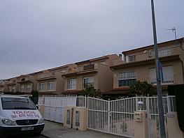 Fachada - Casa adosada en venta en calle Puig I Cadafafalch, Tarraco en Cambrils - 254188782
