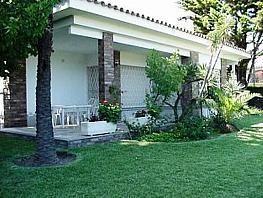 Fachada - Chalet en alquiler de temporada en calle Pluto, Tarraco en Cambrils - 262917646