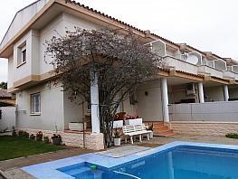 Fachada - Casa adosada en venta en calle Esquif, Cambrils mediterrani en Cambrils - 273017904