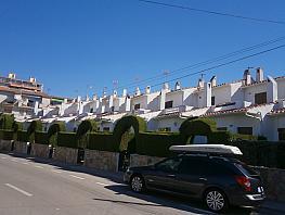 Fachada - Chalet en venta en calle Brujula, Sol cambrils en Cambrils - 300929967