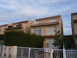 Fachada - Casa pareada en venta en calle Puig I Cadafafalch, La dorada en Cambrils - 323450265