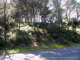 Terreny en venda carrer Es Valls, Begur - 251819758