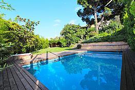 Casa en alquiler en calle Cami del Moli de Vallvidrera, Vallvidrera-El Tibidabo-Les Planes en Barcelona - 333673158