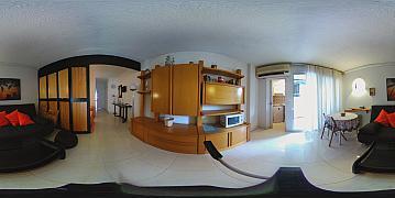 Visión VR (1) - Apartamento en venta en calle Josep Carner, Paseig jaume en Salou