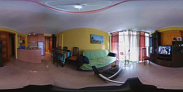 Visión VR (1) - Piso en alquiler en calle Logroño, Plaça europa en Salou