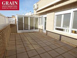 Ático en venta en calle Cadiz, Vereda en Albacete - 368652067