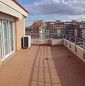 Ático en alquiler en calle Paris, Albacete - 156710804