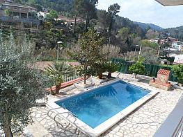 piscina  - Chalet en venta en calle A Minutos de Sant Andreu de la Barca, Corbera de Llobregat - 269236929
