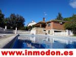 Chalet en venta en calle Duero, Villaviciosa de Odón - 113251562