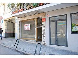 Local comercial en alquiler en calle Doctor Federico Rubio y Gali, Berruguete en Madrid - 311276886