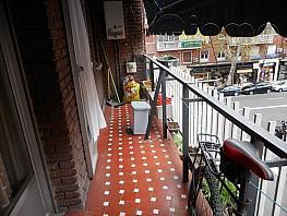 Terraza - Piso en venta en calle Alcalá, Pueblo Nuevo en Madrid - 266278355