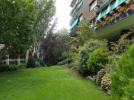 Fachada - Piso en alquiler en calle Arroyofresno, Fuentelarreina en Madrid - 310874948