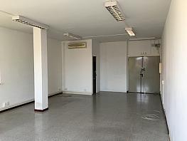 Plano - Local en alquiler en calle Pamplona, El Poblenou en Barcelona - 314890942