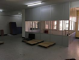 Plano - Local en alquiler en calle Joan D'àustria, El Poblenou en Barcelona - 354182999