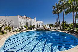 Villa en alquiler de temporada en calle Hungria, Casco Antiguo en Marbella - 254417292