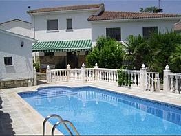 Piscina chapineria - Villa en venta en Chapinería - 390329738