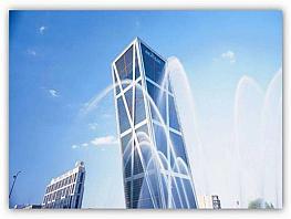 Oficina en alquiler en paseo Castellana, Chamartín en Madrid - 377750256