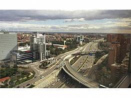 Oficina en alquiler en calle De Burgos, Chamartín en Madrid - 387631399