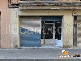 Foto - Local comercial en alquiler en Carolinas Altas en Alicante/Alacant - 309762700