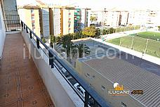 Pisos en alquiler Alicante/Alacant, Virgen del Remedio