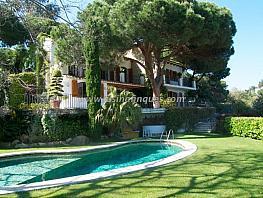 Villa de lujo,  vistas al mar, 6 habitaciones, la montgoda - Villa en venta en calle Cala Den Simon, Lloret de Mar - 276214779
