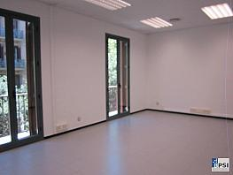 Oficina en alquiler en Eixample dreta en Barcelona - 300646988