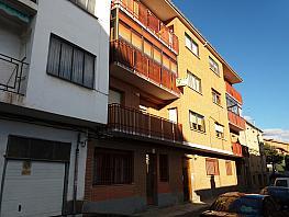 Fachada - Piso en alquiler en calle Capitán Méndez Vigo, San Roque en Ávila - 346052988
