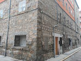 Fachada - Piso en alquiler en calle Cuartel de la Montaña, Estación en Ávila - 363134437