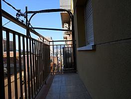 Balcón - Piso en alquiler en calle Roger de Lluria, Santa Rosa en Santa Coloma de Gramanet - 344833020