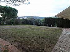 Jardín - Casa adosada en venta en calle Charles Darwin, Teià - 163358197