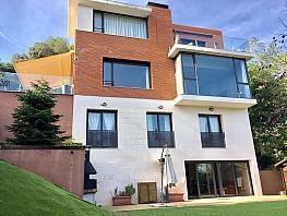 Chalet en alquiler en calle Can Cortes, Sant Cugat del Vallès - 357244241