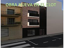 Piso en venta en calle Ruíz de Padrón, Camp de l´Arpa en Barcelona - 337577610