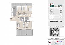 Plano - Ático en venta en calle Joaquín Turina, Pinto - 162946121